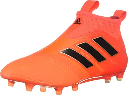 Clancy intraprendere Melodramma  Adidas Mens ACE 17+ Purecontrol Firm Ground Boots Soccer: Amazon.ca: Shoes  & Handbags