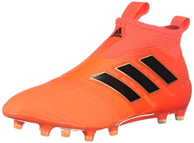 new product 77730 2e113 adidas Men's ACE 17+ PURECONTROL FG Soccer Cleats
