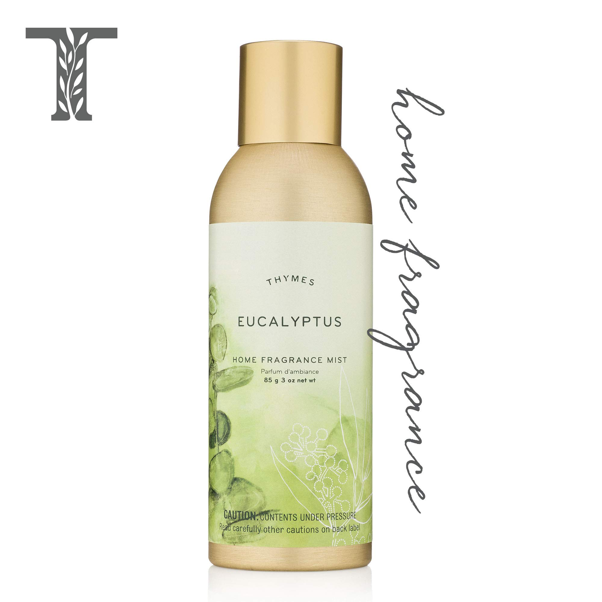 Thymes - Eucalyptus Home Collection (Room Spray - 3 Ounce) by Thymes