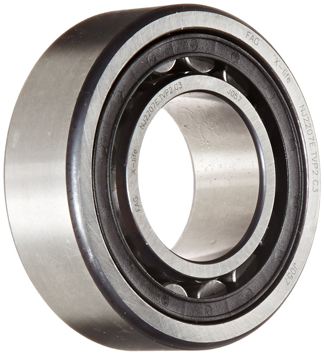Consolidated Bearing CYLINDRICAL ROLLER BEARING NJ-2204E M C//3
