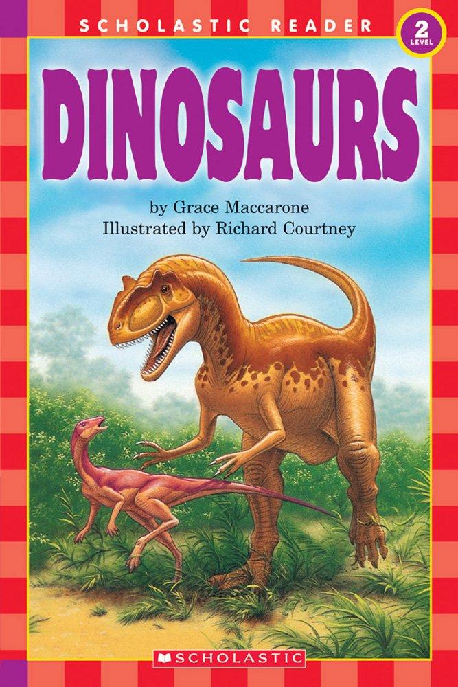 Download Scholastic Reader Level 2: Dinosaurs pdf