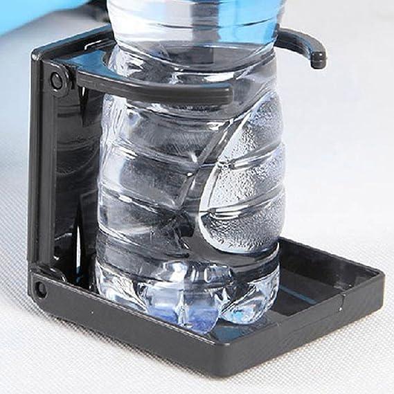 FANGff Boisson Support Noir Pliant Drink Cup Peut Bouteille Holder Support Support de Fixation pour Voiture Auto Bateau de p/êche Bo/îte Noir Stockage Int/égr/é /à la Corrosion