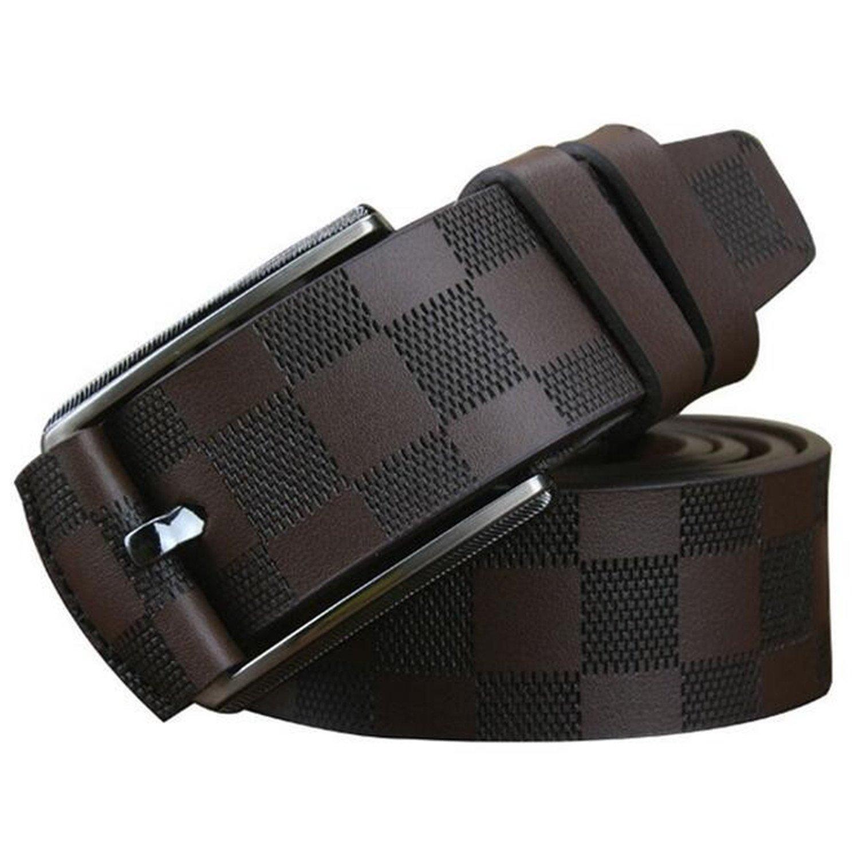 Also Easy Belt ACCESSORY メンズ B078X9CQT3  ブラウン 130cm