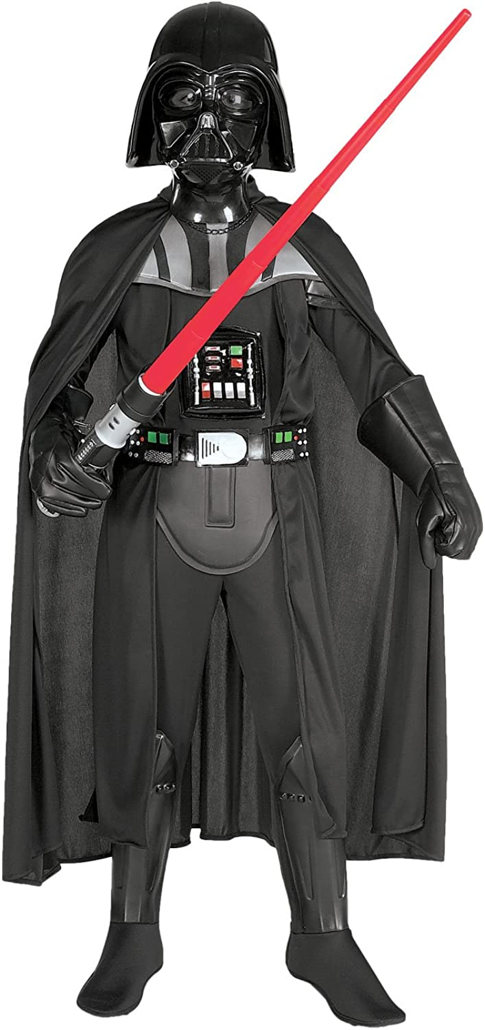 B000P56XPG Deluxe Darth Vader Costume Black 71YGL-IaxYL