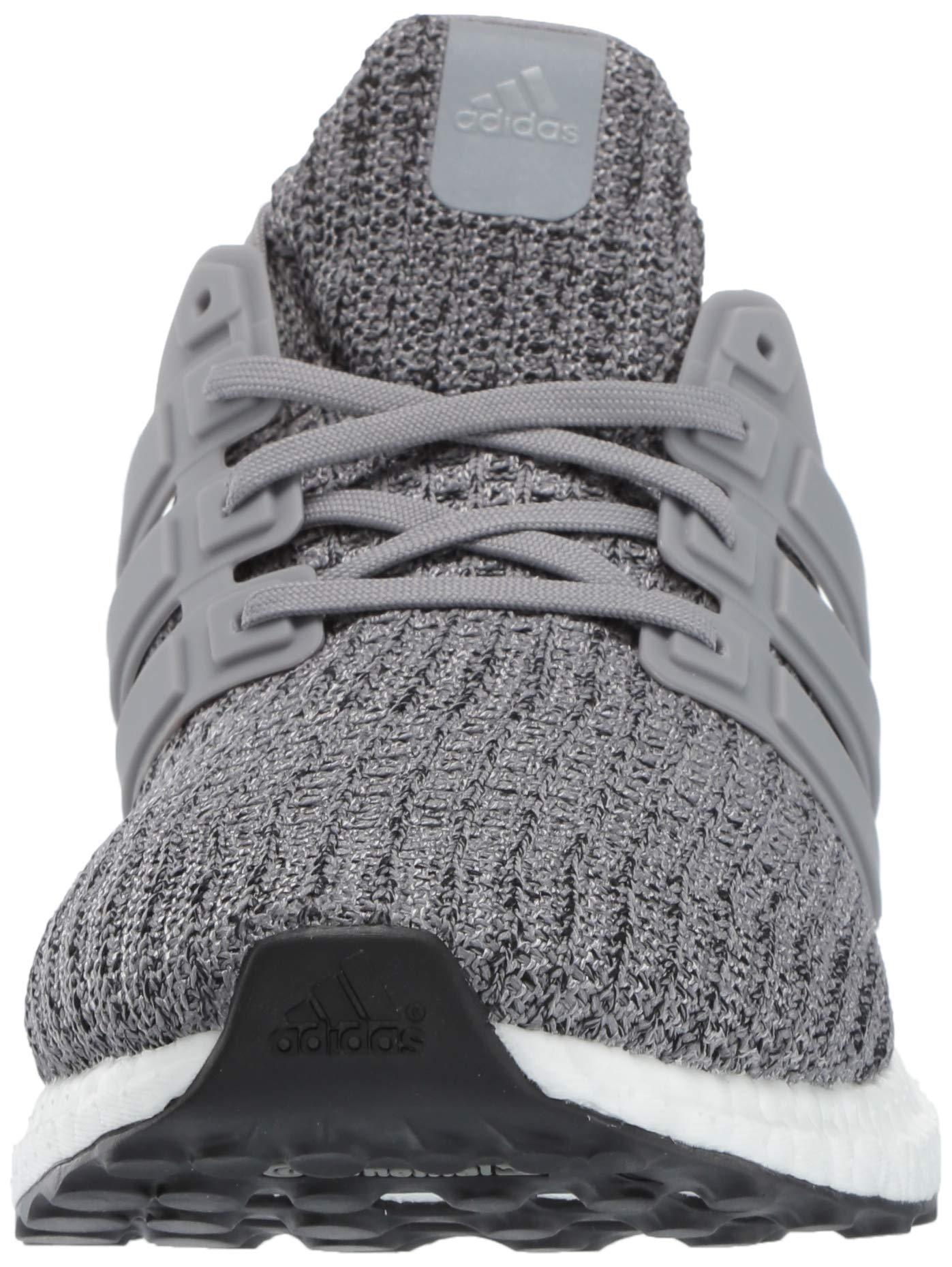 adidas Men's Ultraboost, Grey/Black, 4 M US by adidas (Image #4)