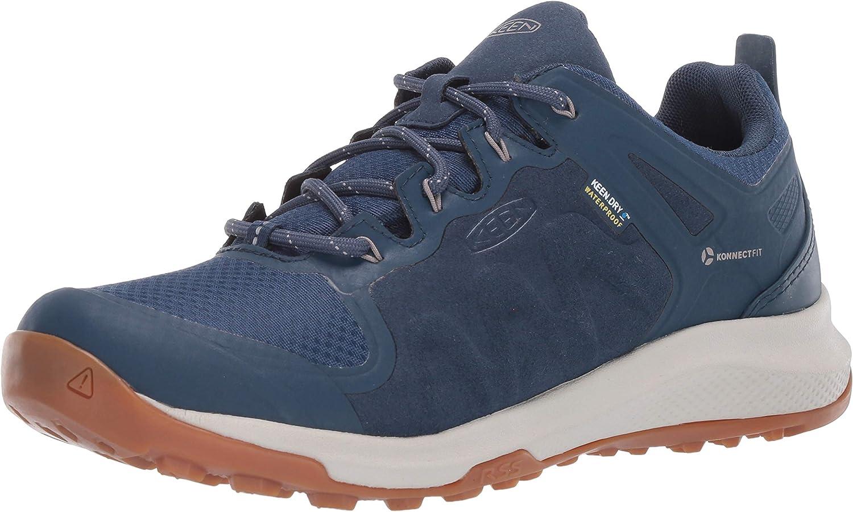 | KEEN Women's Explore Waterproof Hiking Shoe | Hiking Shoes