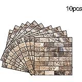 Adesivi piastrelle in pvc rivestimenti bagno for Mosaico adesivo 3d