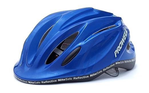 13 opinioni per Prowell K800 casco da bicicletta per bambino (blu)