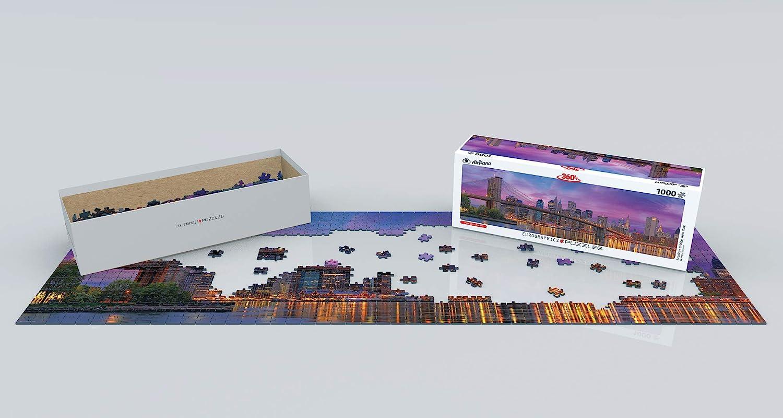 Eurographics 6010-5301 Brooklyn Bridge New York Puzzle 1000 Piece