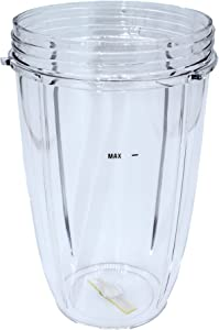 Blendin Replacement Parts, Compatible with Nutribullet 600W and 900W Blender Juicer (Tall Jar)