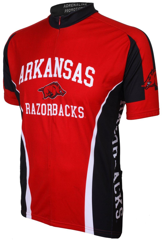 Amazon.com   NCAA Arkansas Razorbacks Cycling Jersey   Sports   Outdoors ac7d68f24