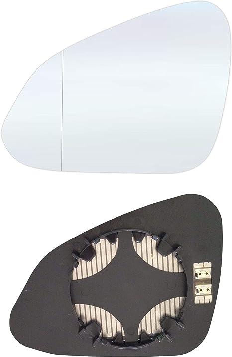 Links Fahrerseite Asphärish Spiegelglas Mit Platte Und Heizung Am Olia08 Lwah Auto