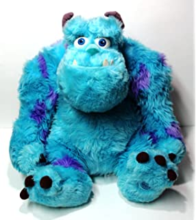 13 Disney Blue Sulley Pixar Monsters Inc University Stuff Deluxe Kid Plush Toy Sonstige