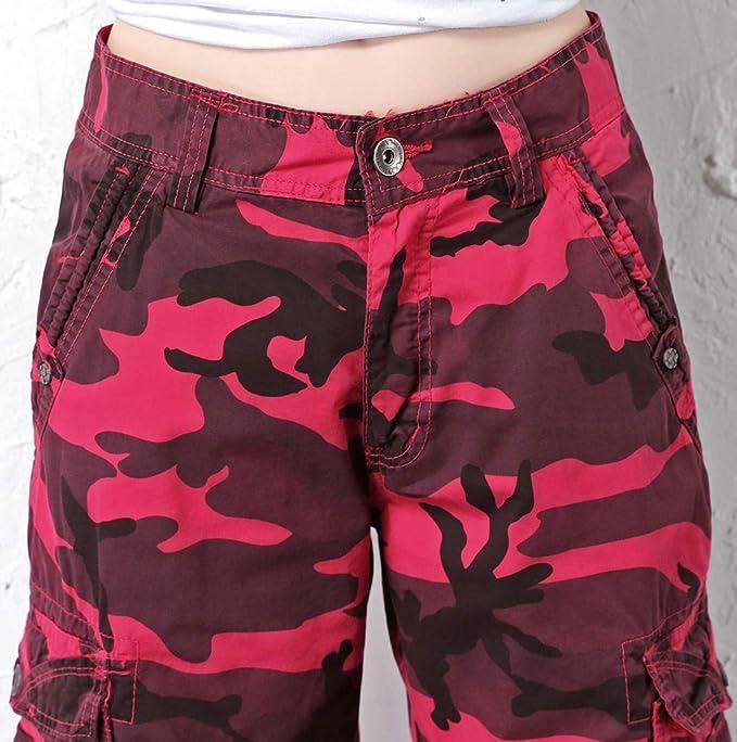 Zimaes-Men Multi Pockets Casual Loose Fit Regular Wild Cargo Pants