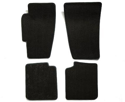 Premier Custom Fit 4 Piece Set Carpet Floor Mats For Honda Fit (Premium  Nylon