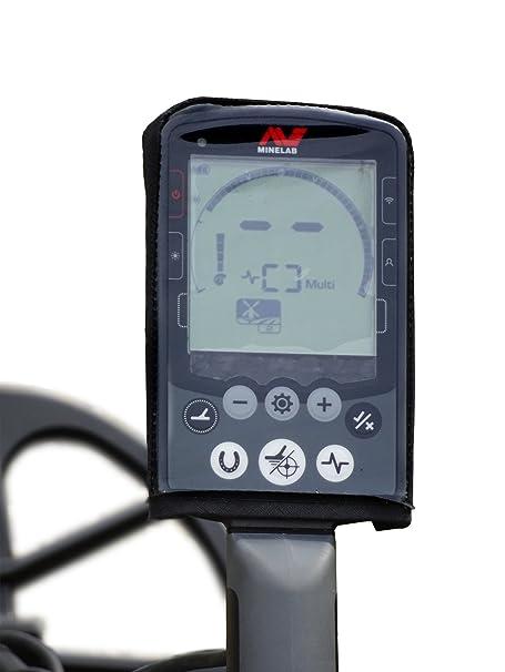 CMD Products - Caja de Control Ambiental para detectores de Metales Minelab Equinox: Amazon.es: Jardín