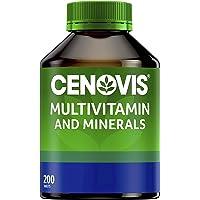 Cenovis Multivitamins and Minerals - 200 Capsules