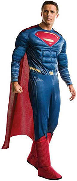 Rubies Justice League Movie Superman Deluxe Adult Costume