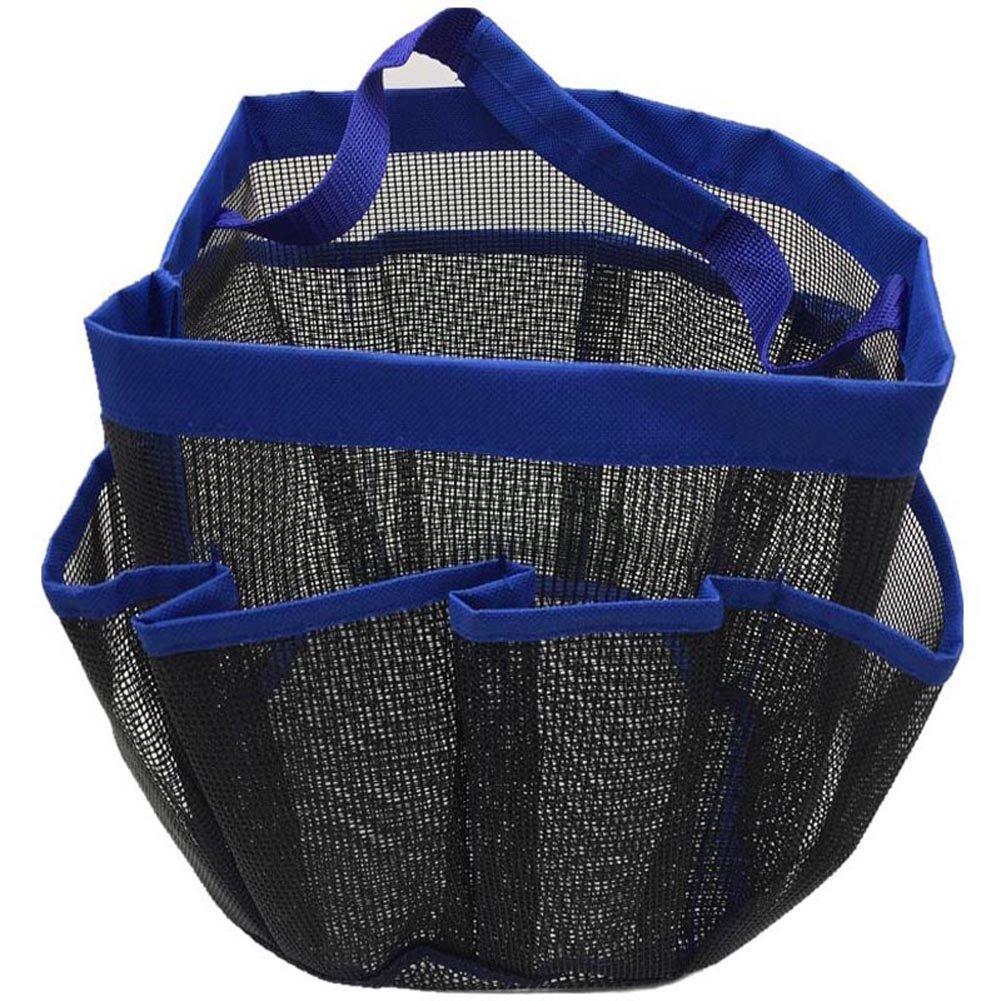 Durable Shower Tote Quick Dry Mesh Shower Caddy Bag, Bath Organizer ...