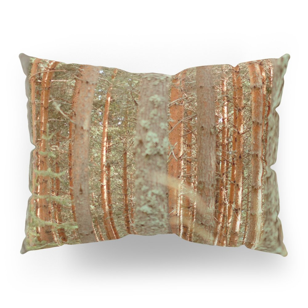 Society6 Into The Woods Pillow Sham Standard (20'' x 26'') Set of 2