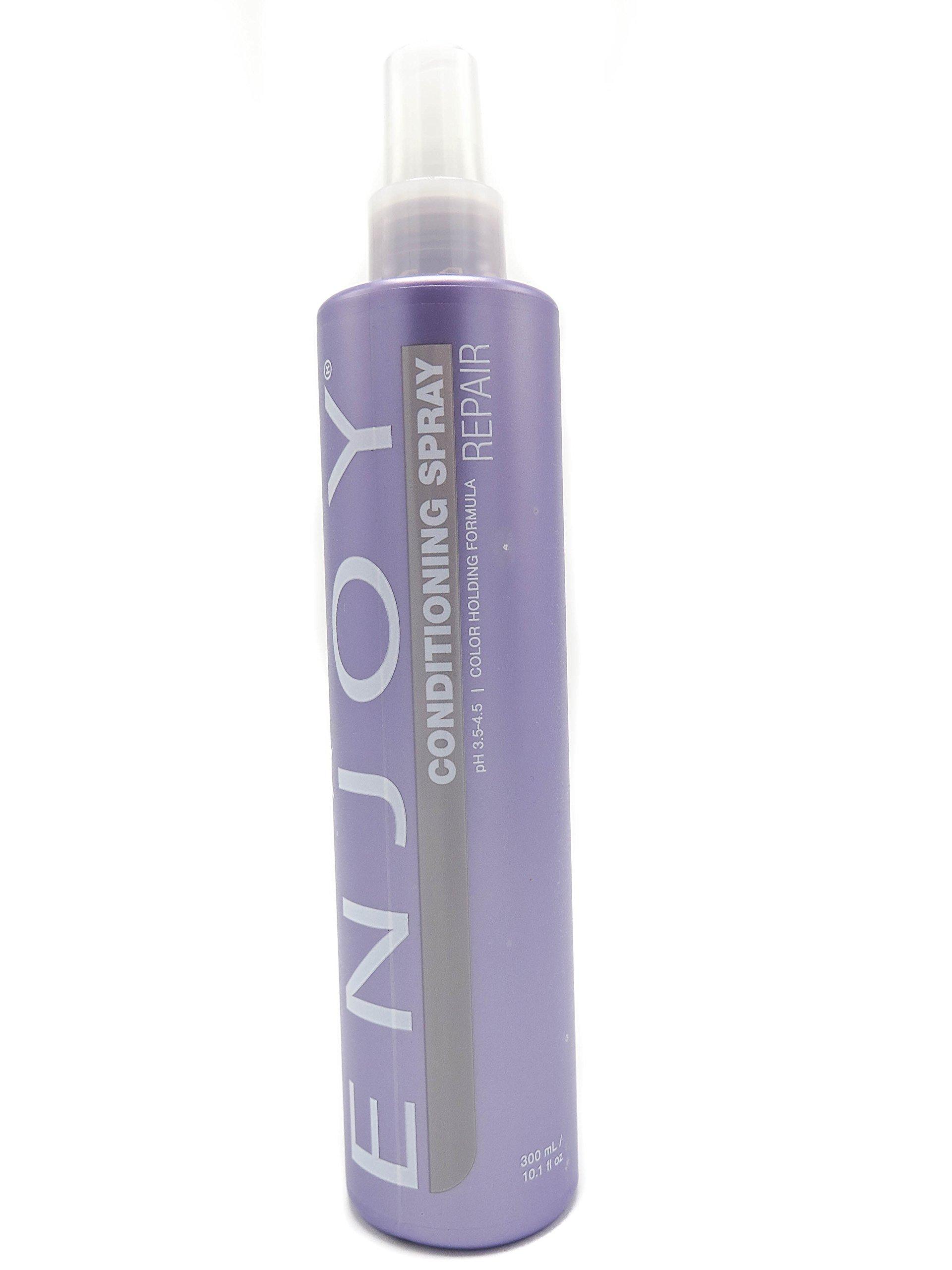ENJOY Conditioning Spray (10.1 OZ) Moisture-Rich, Smoothing, Shine-Enhancing Conditioning Spray by Enjoy