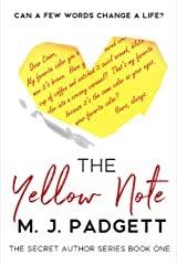 The Yellow Note (The Secret Author Series Book 1) Kindle Edition