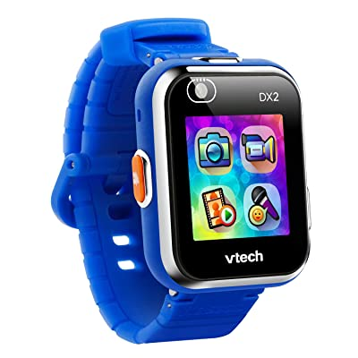 VTech KidiZoom Smartwatch DX2, Blue: Toys & Games