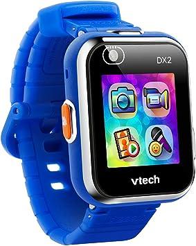 : Reloj inteligente VTech Kidizoom DX2, Azul, Azul