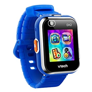 VTech KidiZoom Smartwatch DX2 (Frustration Free Packaging), Blue