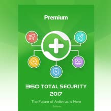 360 Total Security Premium -3Year 3device [Download]