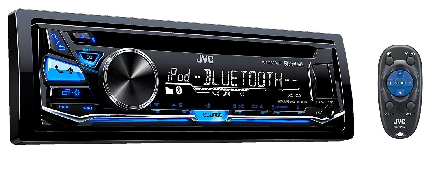 71YGWNJT1DL._SL1500_ amazon com jvc kd r870bt built in bluetooth with dual phone jvc kd r730bt wiring harness at gsmx.co