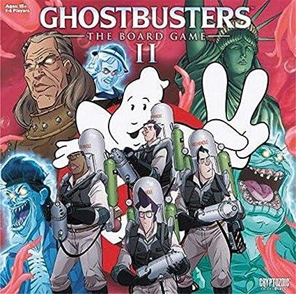 Amazon.com: Cryptozoic Entertainment Ghostbusters 2 Juegos ...