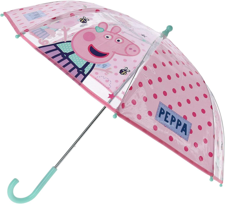 Stockschirm PeppaPeppa WutzPeppa PigKinder Regenschirm