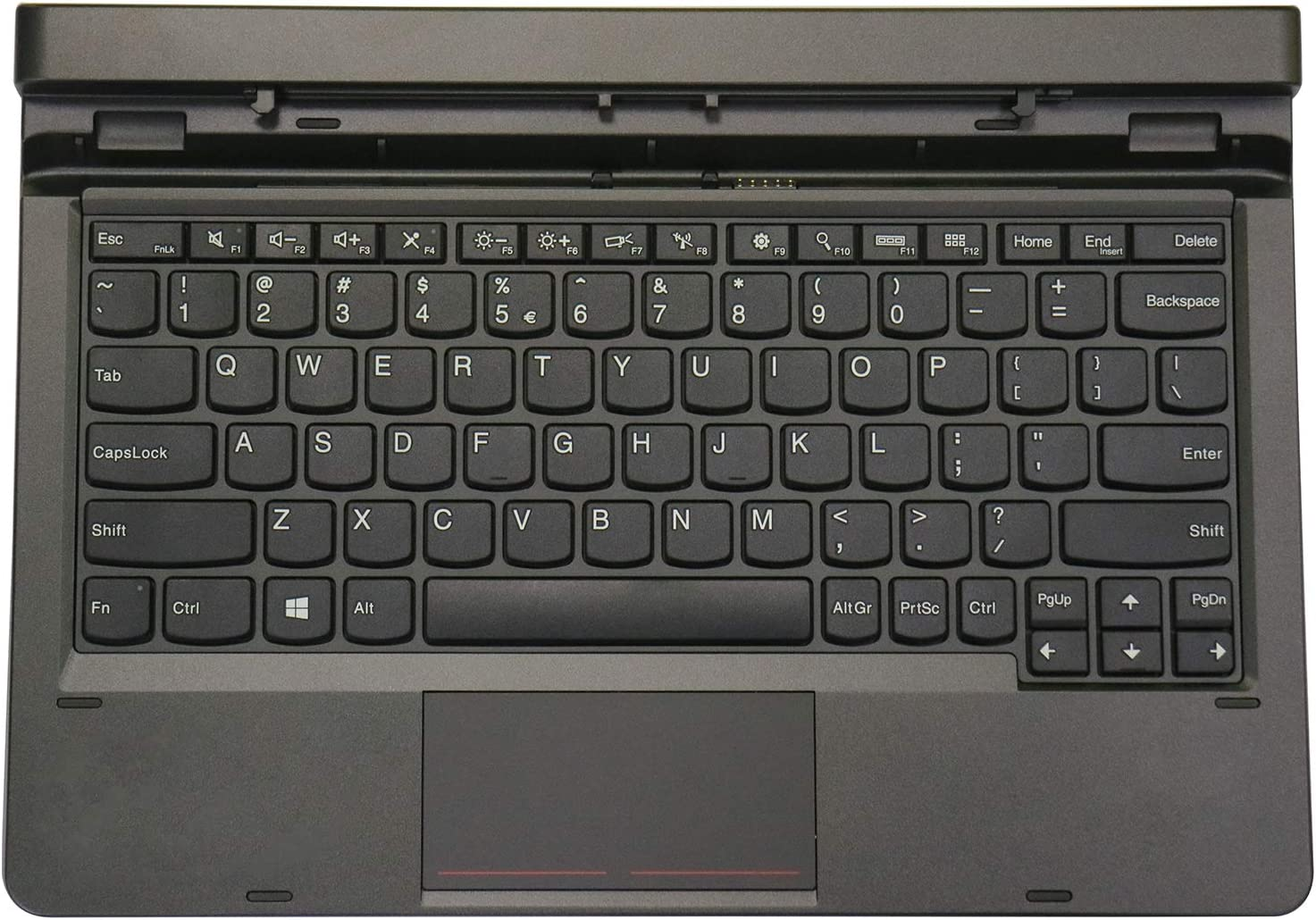 4X30G93882 4X30G93853 TP00065K2 AUTENS Replacement US Keyboard for Lenovo ThinkPad Helix Ultrabook No Backlit