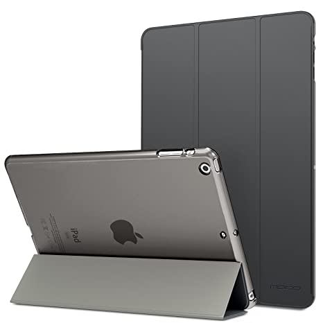 Amazon.com: MoKo funda dura inteligente para iPad Air., 1 ...
