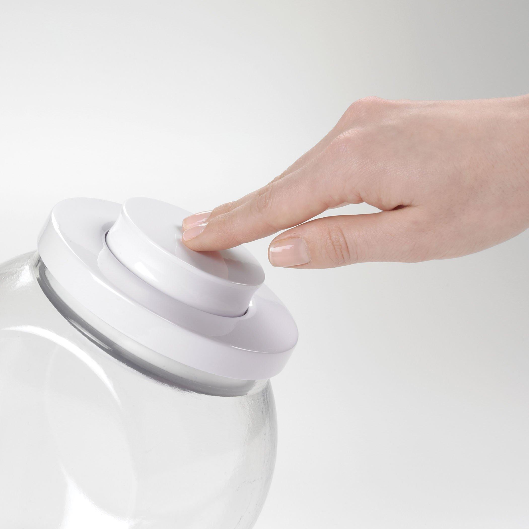OXO Good Grips Airtight POP Medium Cookie Jar (3.0 Qt) by OXO (Image #3)