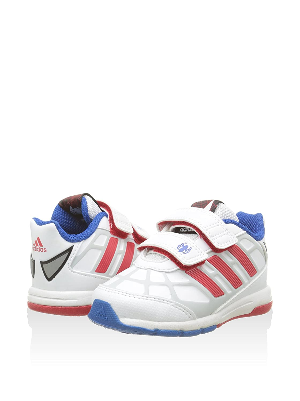 Adidas Zapatillas Dy Spider-Man CF I Blanco/Azul/Rojo EU 20 tw9WEWwufq