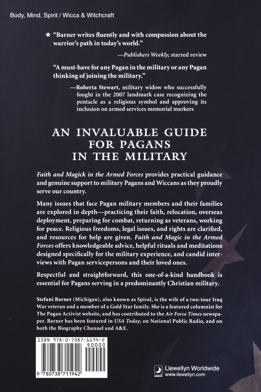 Faith And Magick In The Armed Forces A Handbook For Pagans In The