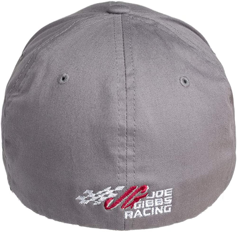 Ouray Sportswear NASCAR Mens Flexfit Cotton Twill Curved Brim Cap