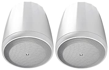 Amazon jbl control 65 pt full range pendant speaker pair jbl control 65 pt full range pendant speaker pair white mozeypictures Gallery
