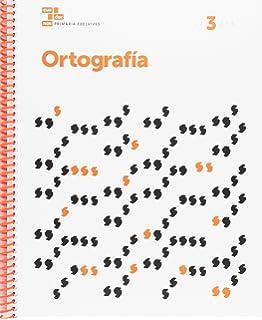 Cuadernos Ortografía 3 (Cuadernos de ortografía)