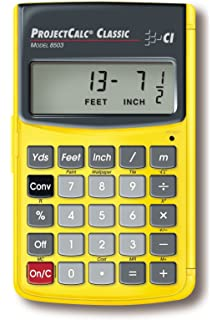 Amazon calculated industries 8510 home projectcalc do it calculated industries 8503 projectcalc classic home improvement calculator for do it yourselfers solutioingenieria Gallery