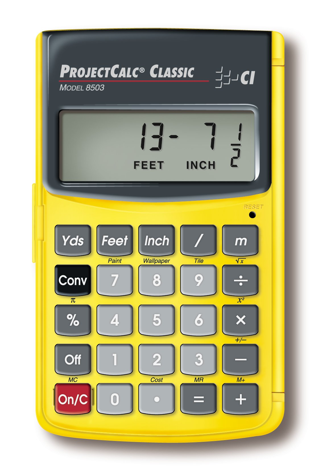 Calculated Industries 8503 ProjectCalc Classic Home Improvement Calculator for Do It Yourselfers by Calculated Industries