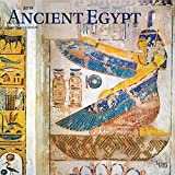 Ancient Egypt 2019 12 x 12 Inch Monthly Square Wall Calendar, Travel Egypt Pyramids Cairo Giza