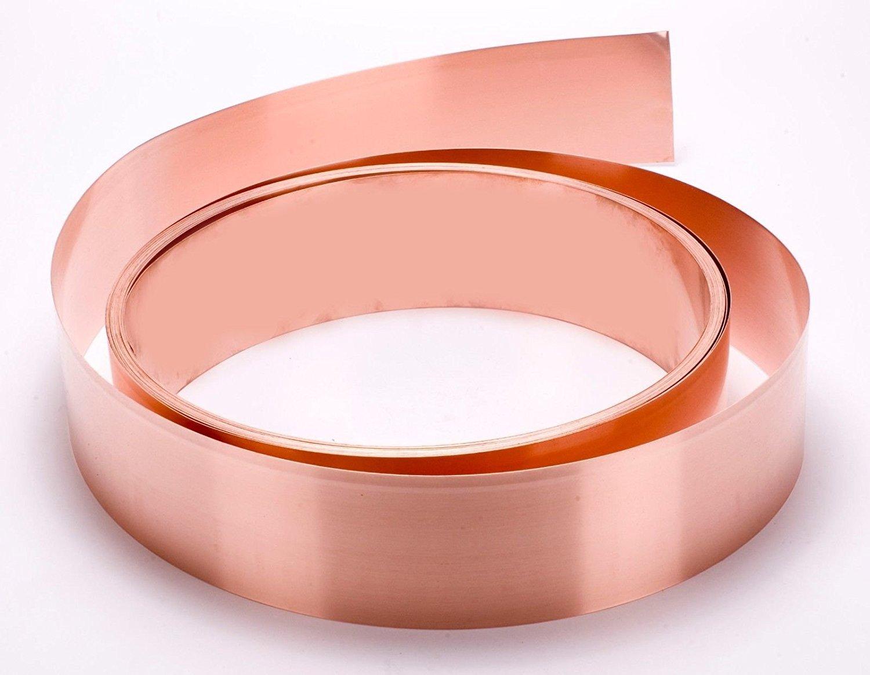 16oz Copper Strip