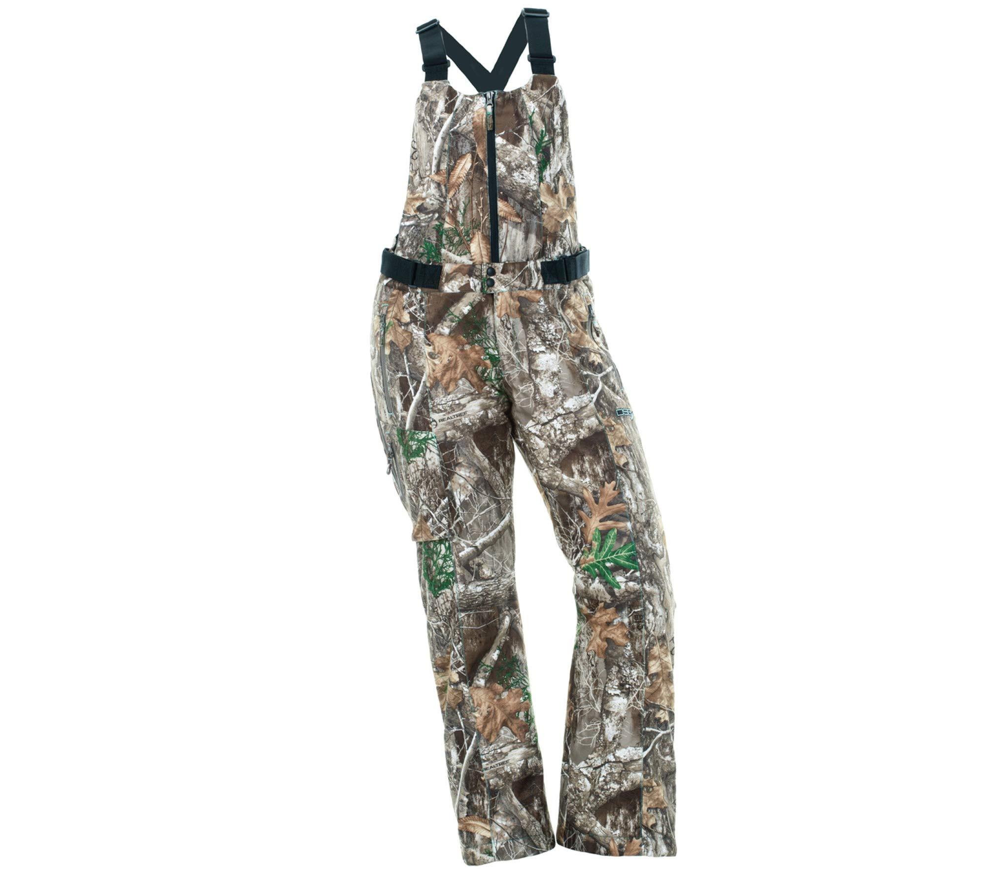 DSG Outerwear Women's Hunting Kylie 3.0 Drop-Seat Bib (Realtree Edge, 5XL) by DSG Outerwear