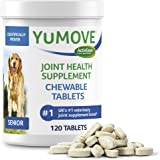 Lintbells Dog Joint Supplement for Senior Dogs Hip and Joint Supplement for Dogs with Glucosamine Hyaluronic Acid and Green L