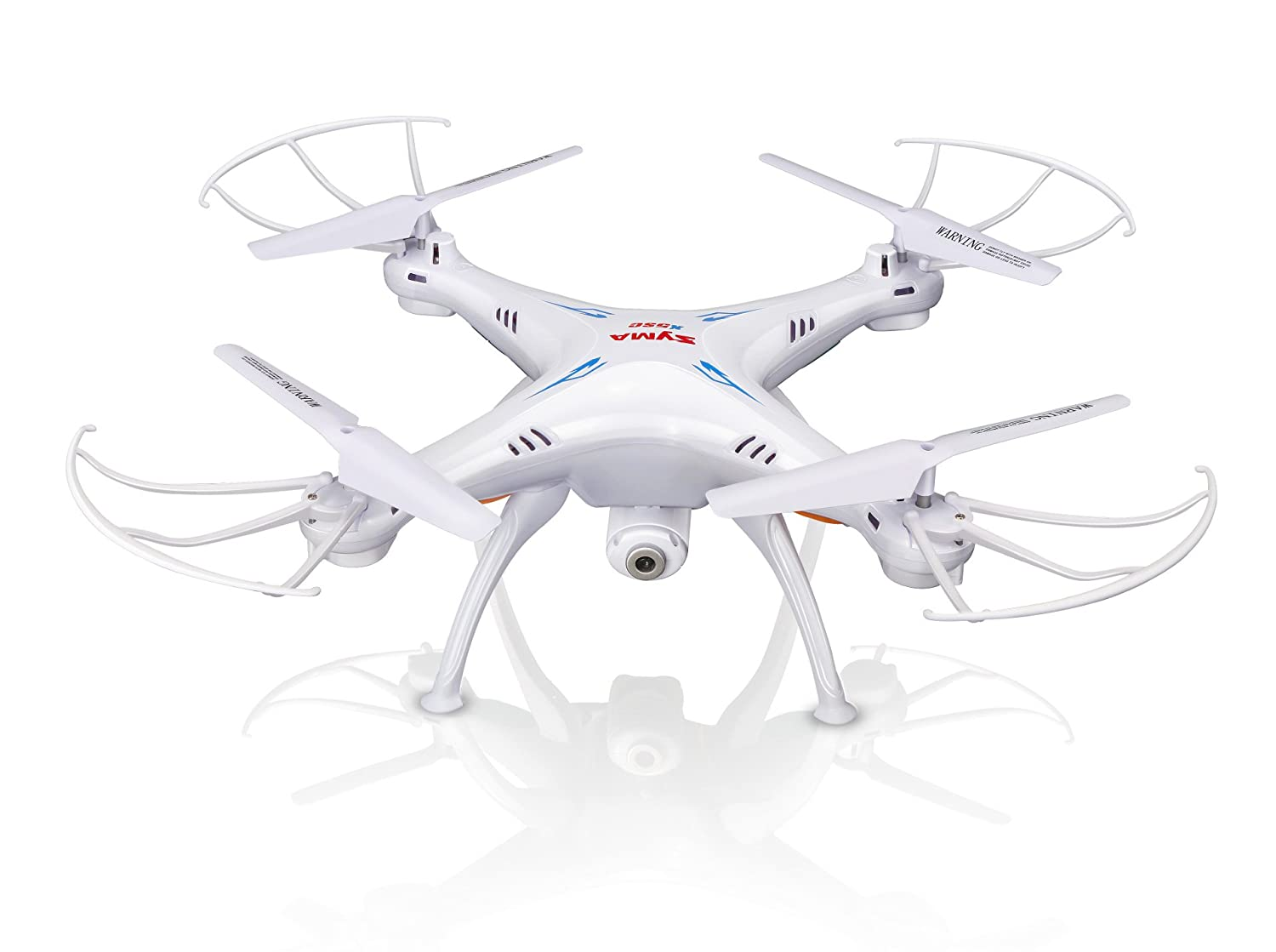 Syma X5SW RC Quadcopter Drone 2MP HD Cámara WiFi FPV 2.4GHz RTF ...
