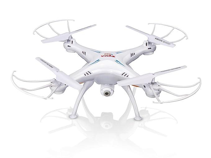 Syma X5SW RC Quadcopter Drone 2MP HD Cámara WiFi FPV 2.4GHz RTF