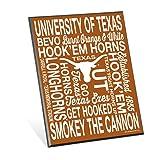 NCAA University of Texas 04817115 Wood Easel